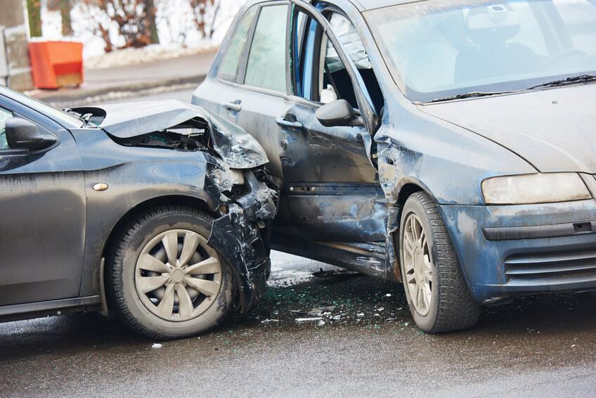 Verkeersongeval  Letselschadevergoeding  meer dan € 100.000,-